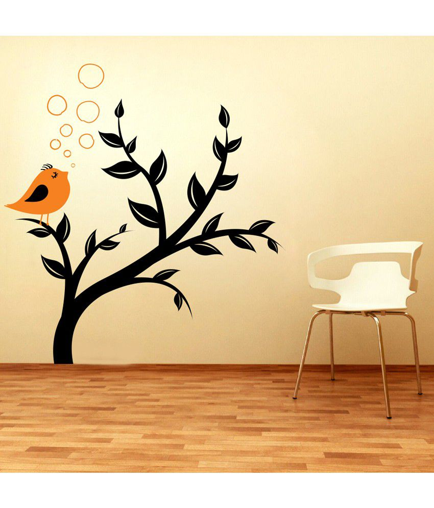 Amazing Bird Wall Ation Pattern - Interior Design Ideas & Home ...