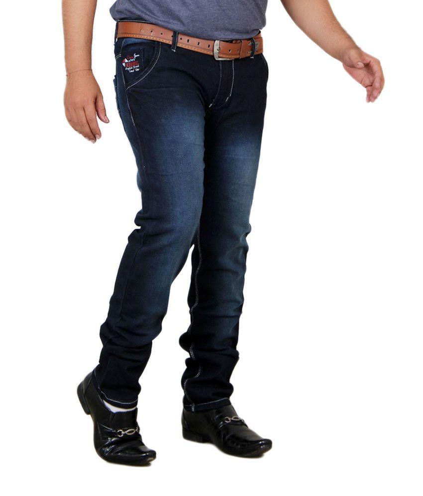 Acro Men Trendy Strech Denim Jeans