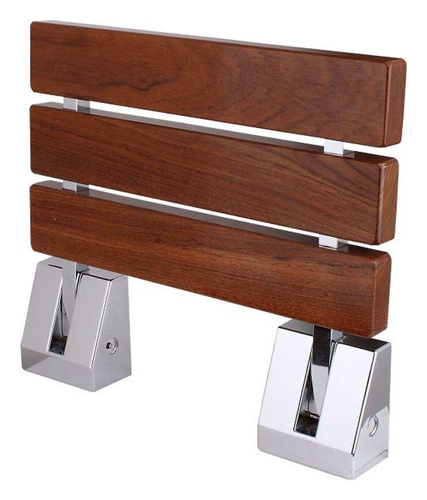 CBM Wall Mounted Foldable Shower Seat Stool: Buy CBM Wall Mounted ...