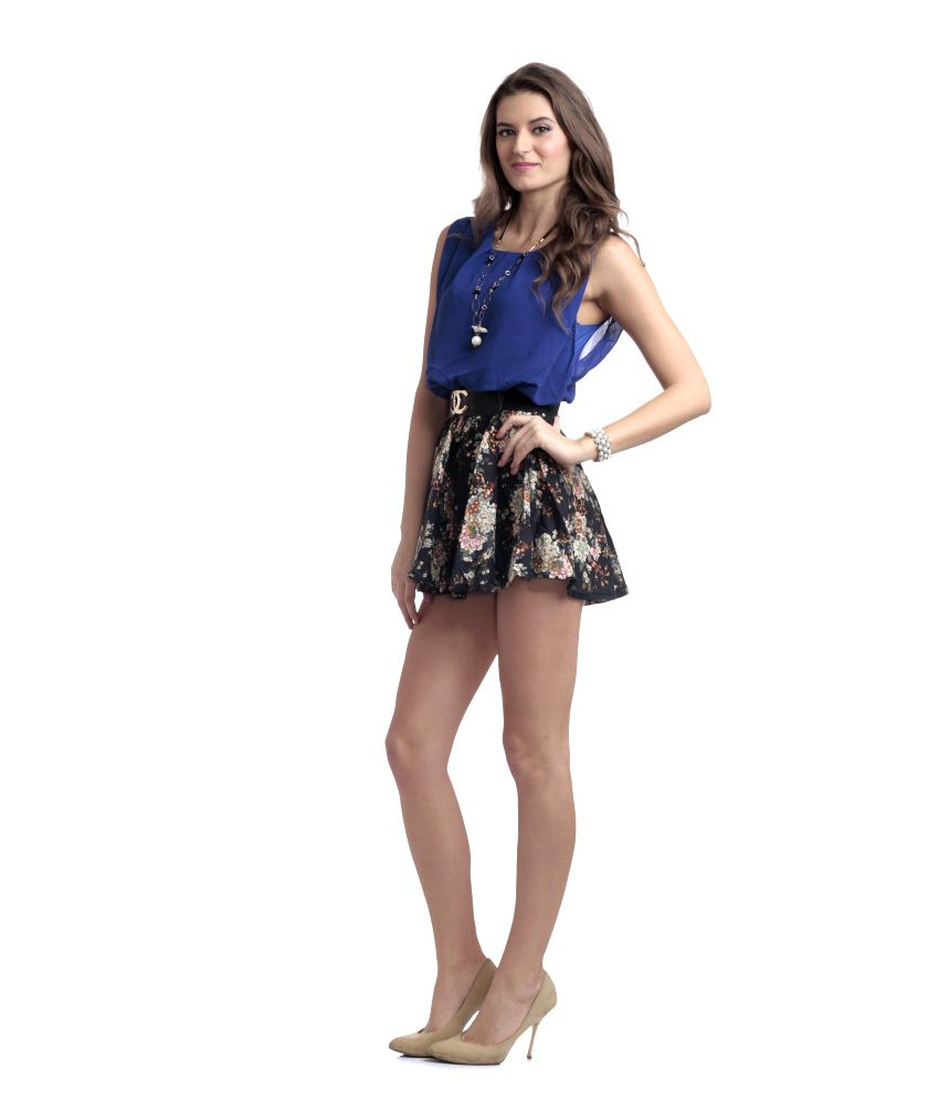 056b09cb30fa Buy Heart2heart Ladies Short Dress Online at Best Prices in India - Snapdeal