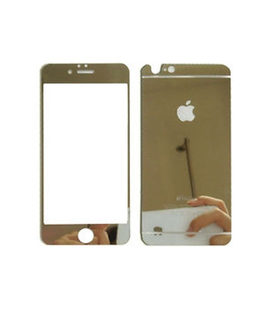 Iphone 6 Front And Back Both Side Tempered Glass Screen Guard by Aldine - Mobile Screen Guards Online at Low Prices | Snapdeal India