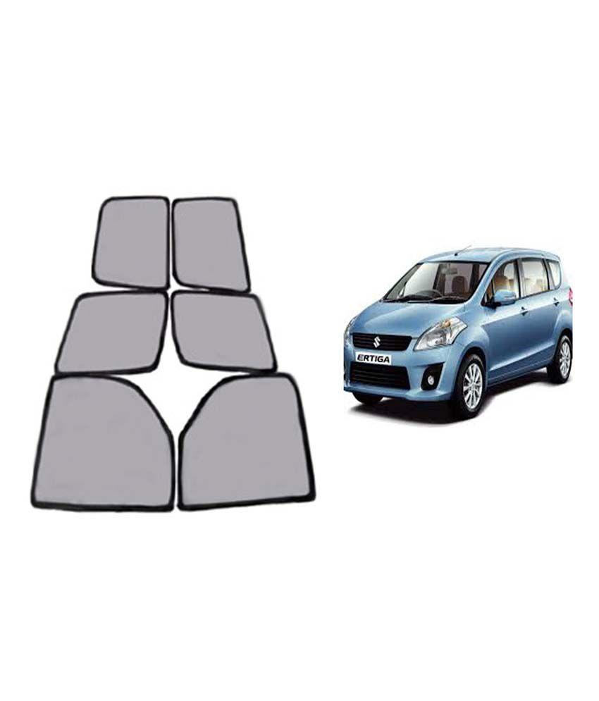 autokraftz car magnetic sunshade curtain for maruti suzuki ertiga buy autokraftz car magnetic. Black Bedroom Furniture Sets. Home Design Ideas