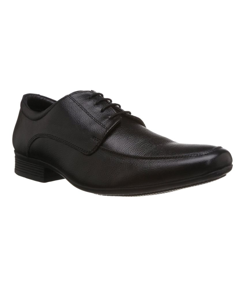 c2ec64641ded5 Hush Puppies Black Formal Shoes Price in India- Buy Hush Puppies Black Formal  Shoes Online at Snapdeal