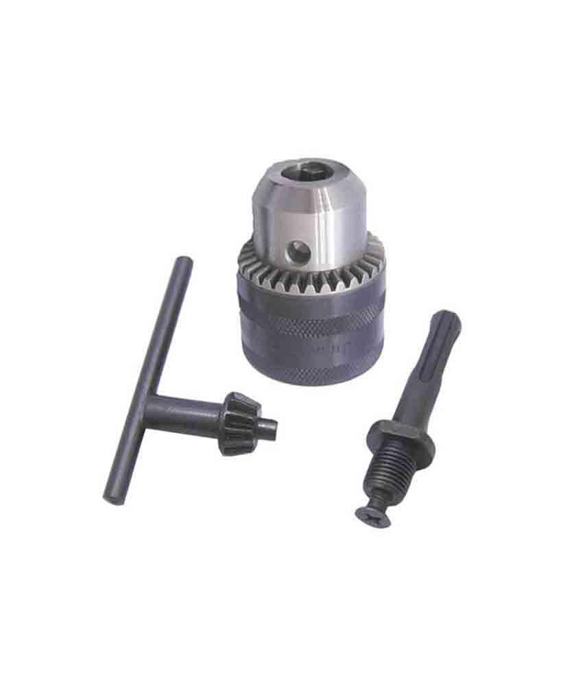 Dhan Distributors Metal Drill Chuck Housing13mm Drill Chuck Size1-13mm Drill Chuck Sds Adaptor Key