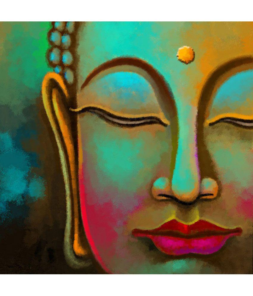 Art Factory Buddha Canvas Painting Art Factory