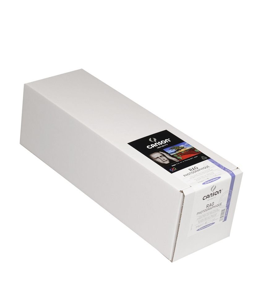 Canson Infinity Rag Photographique 310 Gsm-432Mm X 15Mts