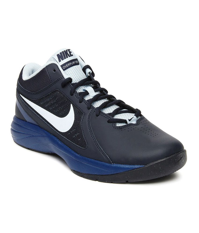 30d72d22a7bb Nike Overplay Viii Sports Shoes - Buy Nike Overplay Viii Sports Shoes Online  at Best Prices in India on Snapdeal