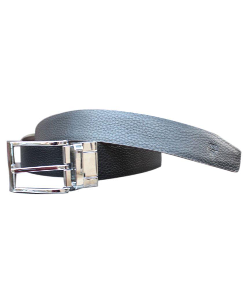 Winsome Deal Leather Black Formal Belt