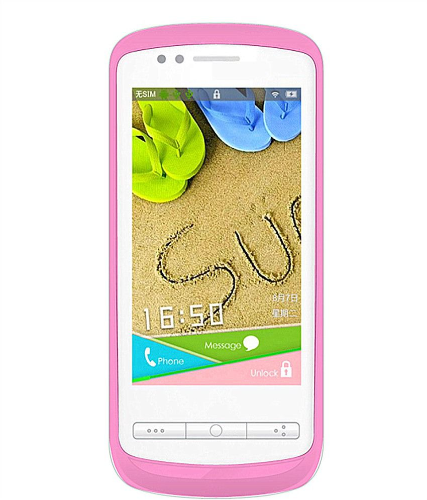 Forme F520 Smart Mobile Phone - Pink