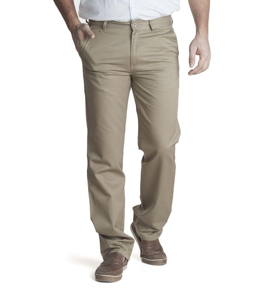 Innovative Fashion Cotton Blend Trouser