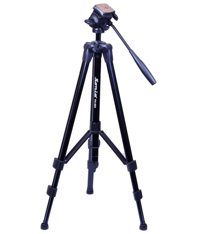 Sonia Tripod Ph 950 For Video And Dslr Camera With Fluid Head