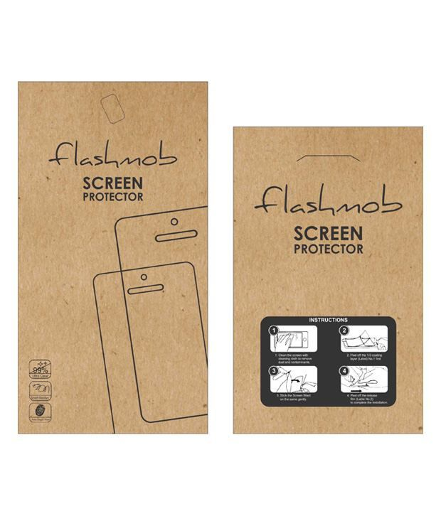 Flashmob Anti Glare Screen Guard For Zenphone Asus 6