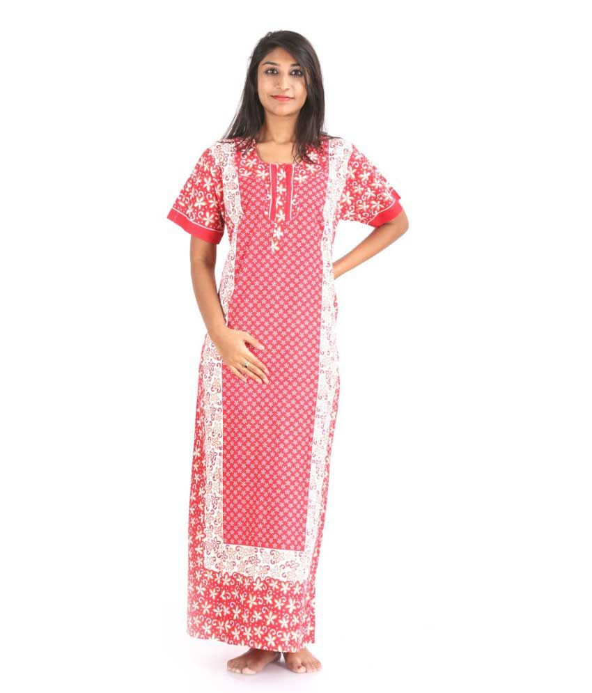 Buy Murugan Textiles Designer Nighty For Women Online at Best Prices in  India - Snapdeal 8a1d7dbf4