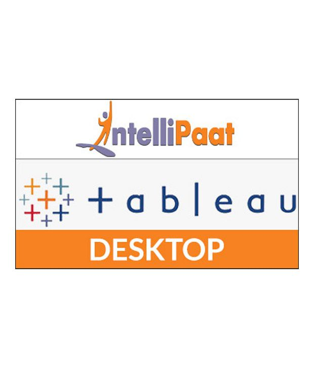 Tableau Developer Online Course by Intellipaat: Buy Tableau