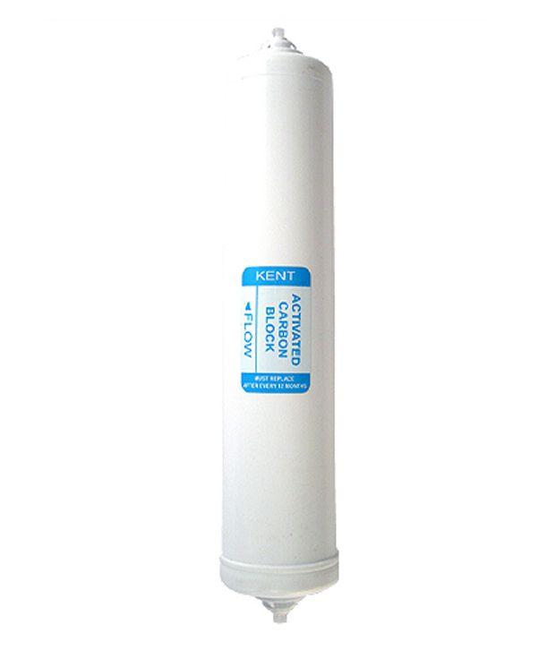 Kent Ro Spares 100/% Original Inline Sediment Filter /& Pre Carbon Filter Set
