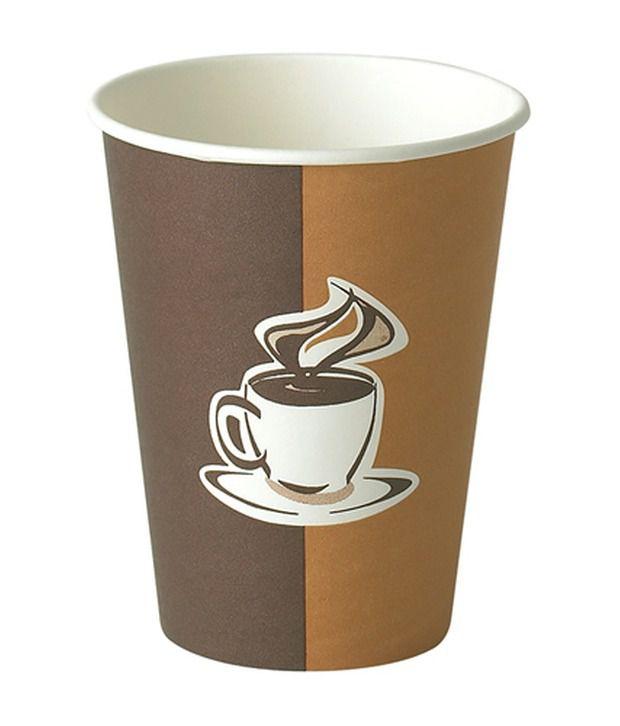 Saluja Enterprises Ashima Paper Cups 330 Ml-set Of 100: Buy