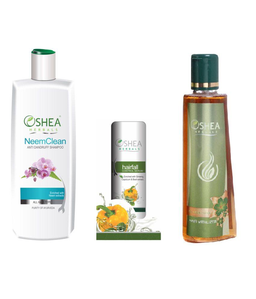 4217c8fba48 Oshea Herbals Anti Hairfall Combo 1-vitalizer-amla Shampoo-hairfall Serum:  Buy Oshea Herbals Anti Hairfall Combo 1-vitalizer-amla Shampoo-hairfall  Serum at ...