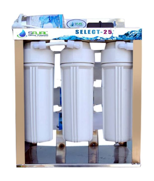 Sajal Select-25L RO Water Purifier