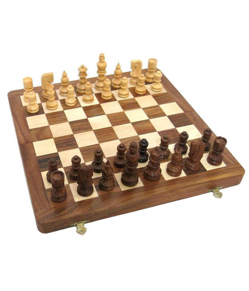 Art Palace Chess Set