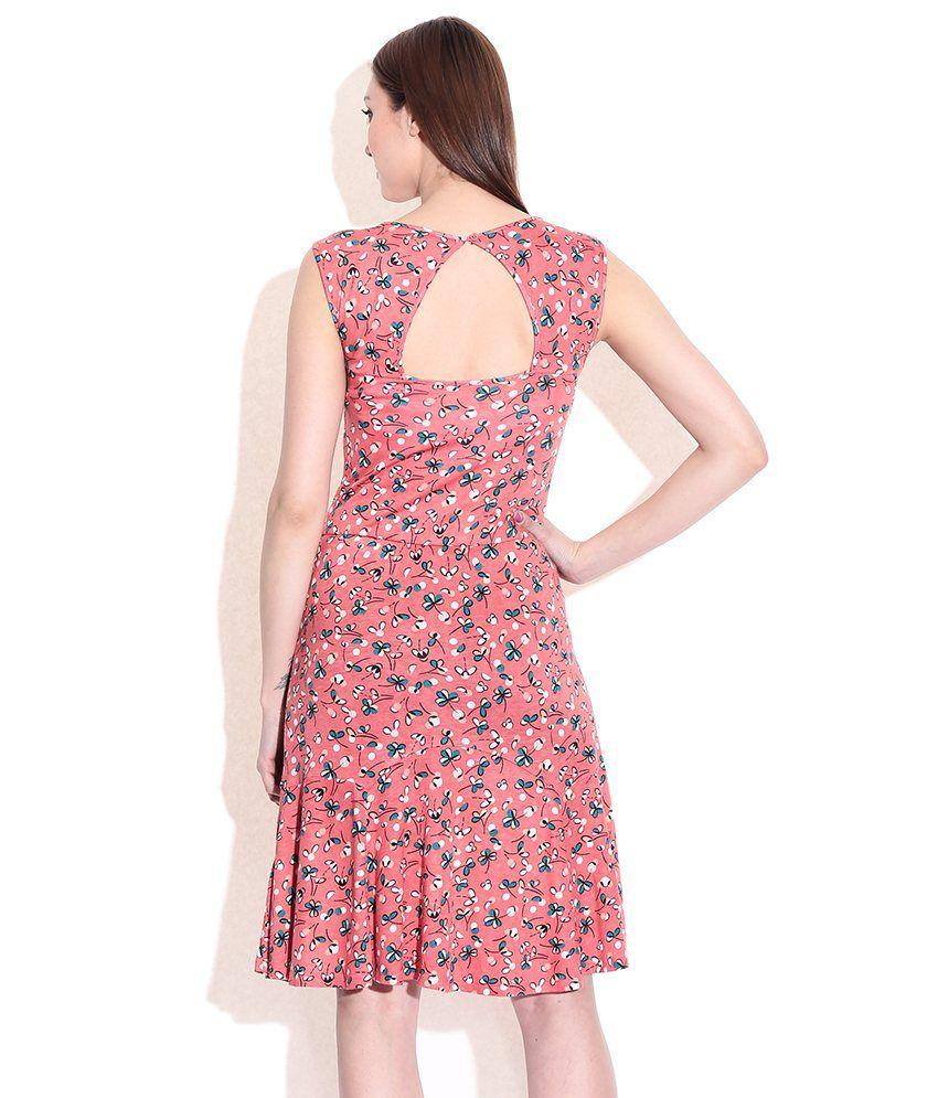 ... Fcuk Pink Dress For Women ... 91d740ba0