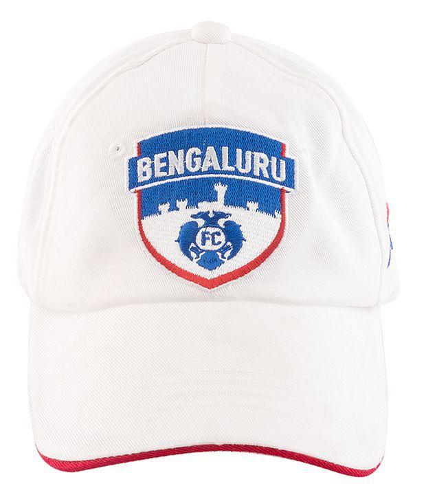 BengaluruFC White Cap