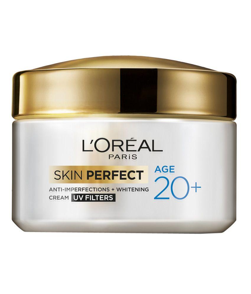 L'Oreal Skin Perfect 20+ Day Cream 50g: Buy L'Oreal Skin