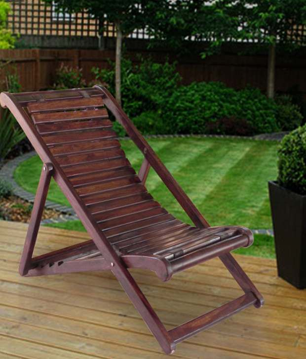 Lifeestyle Folding Relaxing Chair Available At Snapdeal