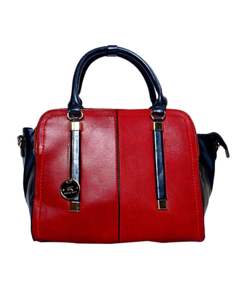 Diana Korr Dk18red Red Shoulder Bags