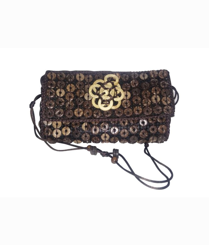 Lineysha Boutique Brown Ladies Casual Wallet