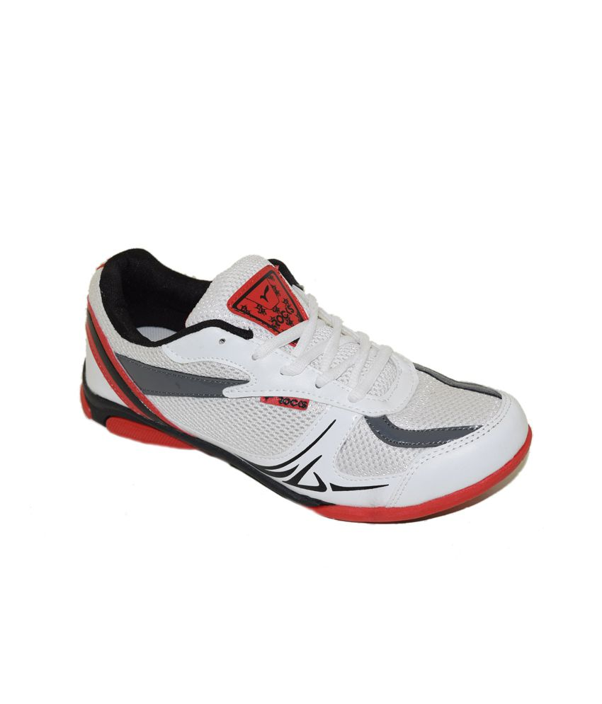Wsl Rocks Running Sport Shoes - White