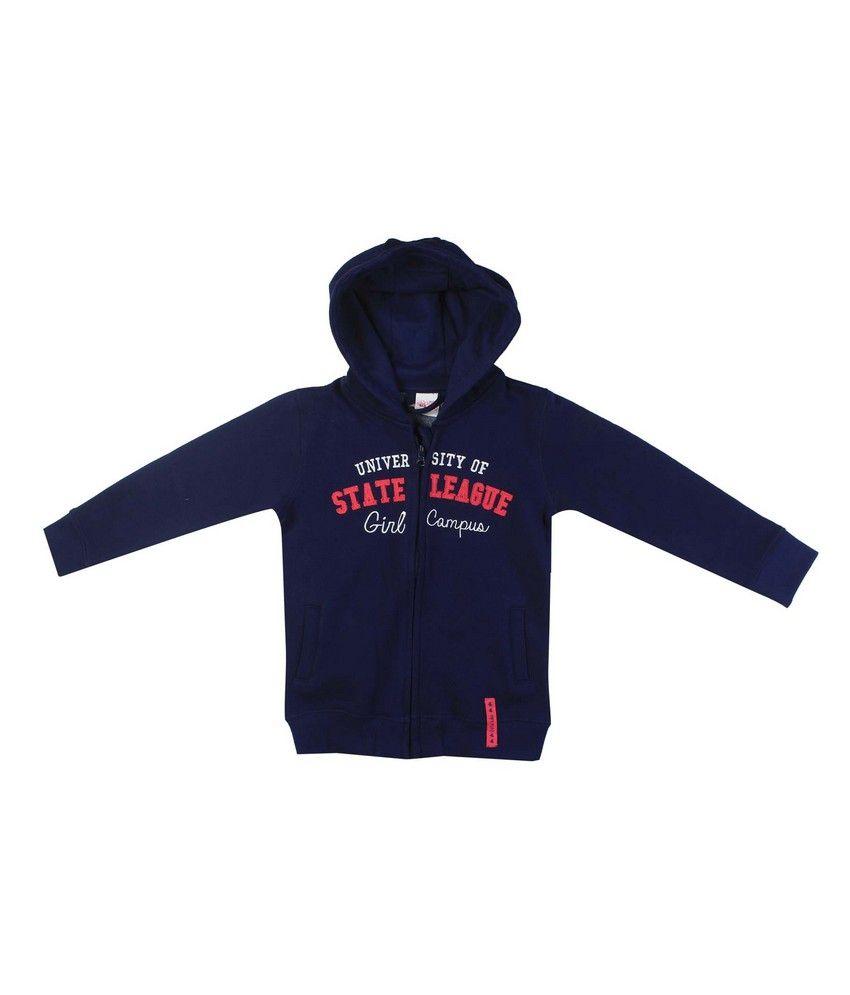 F S Mini Klub Navy Sweatshirt