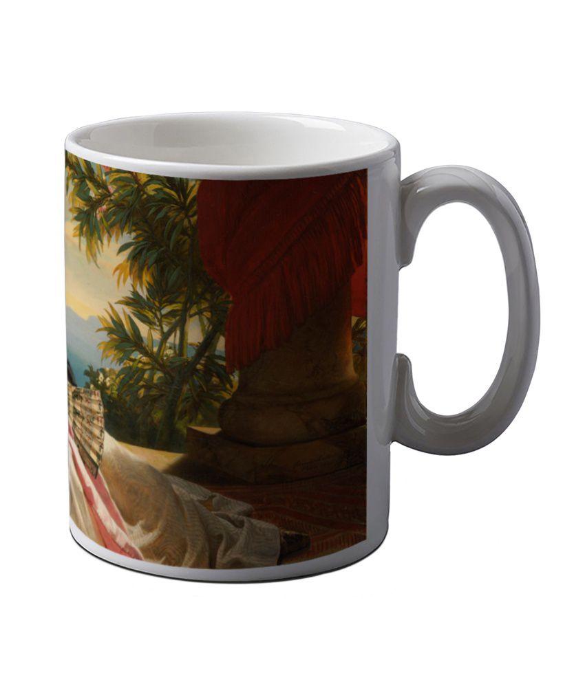 Artifa Amazing Painting Printed Ceramic Coffee Mug Buy