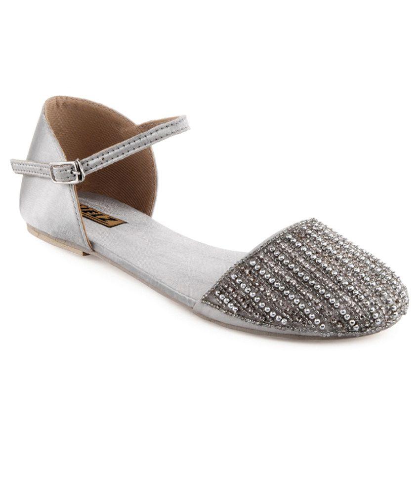 Kielz Silver Sandal