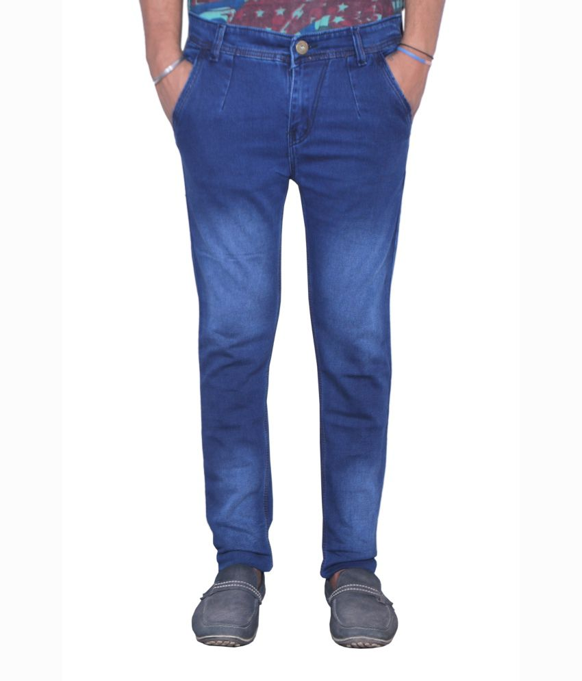 Orison Blue Slim Fit Men's Jeans
