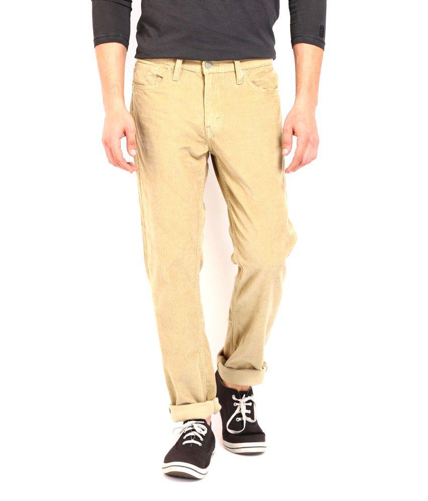 Levi's Slim Fit Cotton Blend Jeans