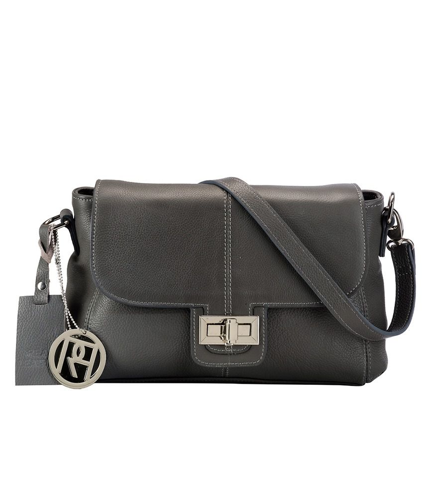 Phive Rivers Pr893 Gray Sling Bags