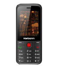 Karbonn K98 Black & Red