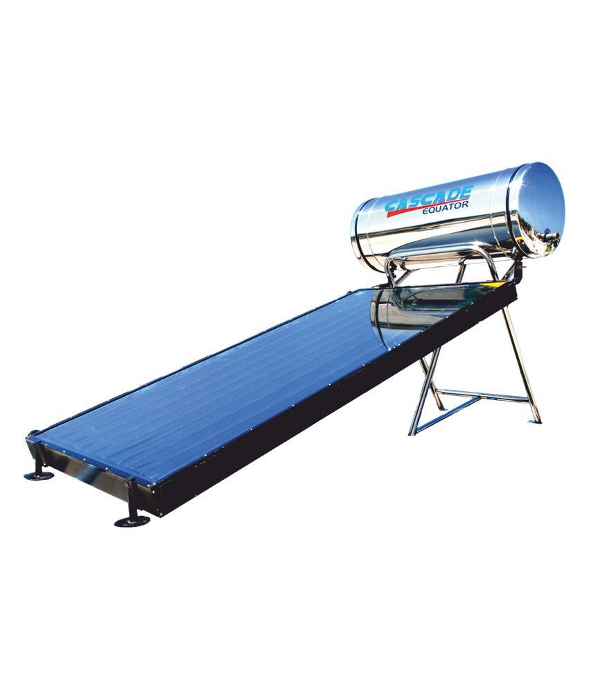 Cascade Duojack 100L Solar Water Heater