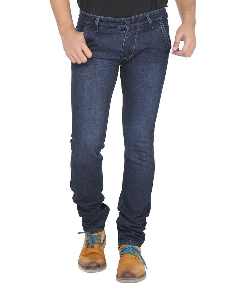 Forget Navy Regular Jeans