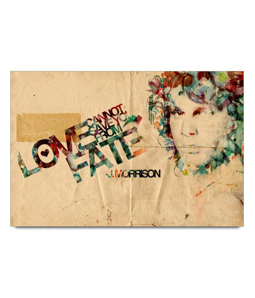 Shopmantra jim morrison poster buy shopmantra jim for Best place to buy posters in store