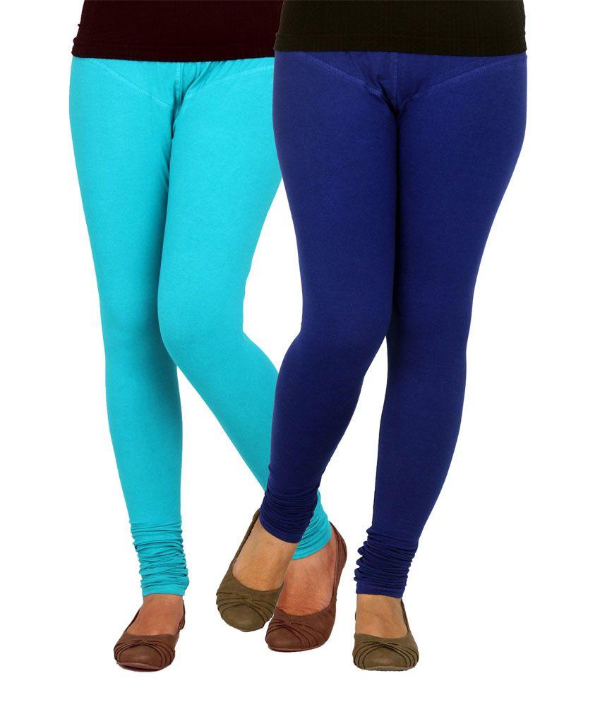 Teestadka Multi Color Women's Leggings