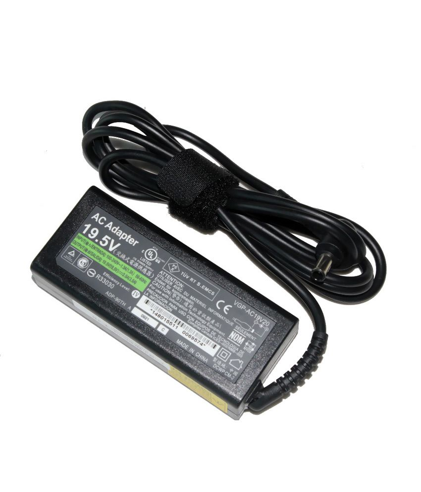 ARB Laptop Adapter for Sony PCG-GR100K PCG-GR150 19.5V 3.95A 75W