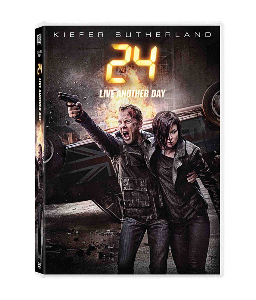 24 Season 3 Dvd Cover Pictures to Pin on Pinterest