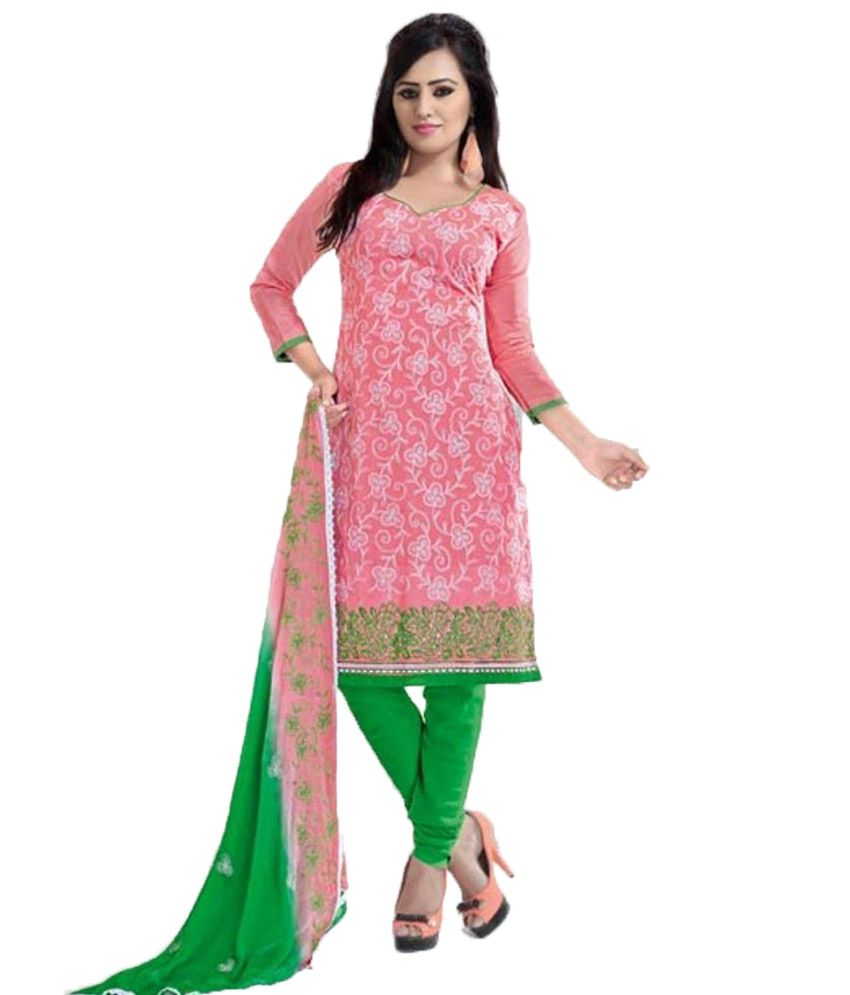 9686eb2404 Cotton Dress Materials Online Shopping Below 500 Snapdeal