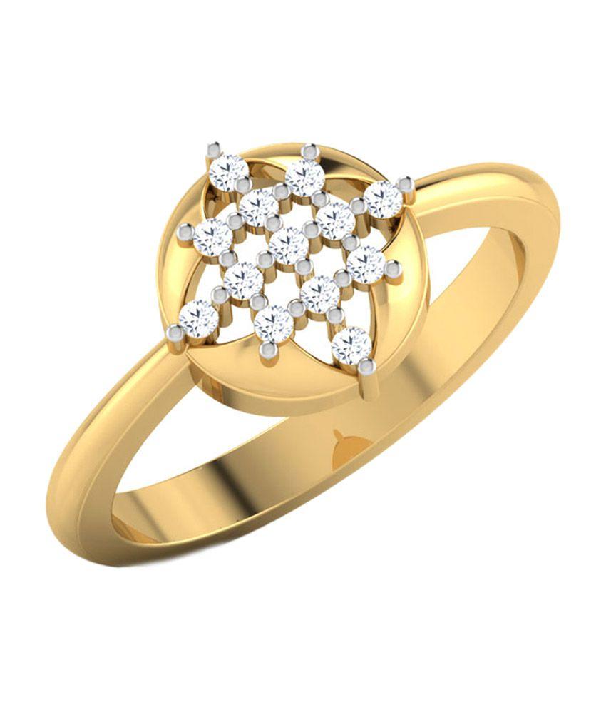 Caratlane Diamond Ring