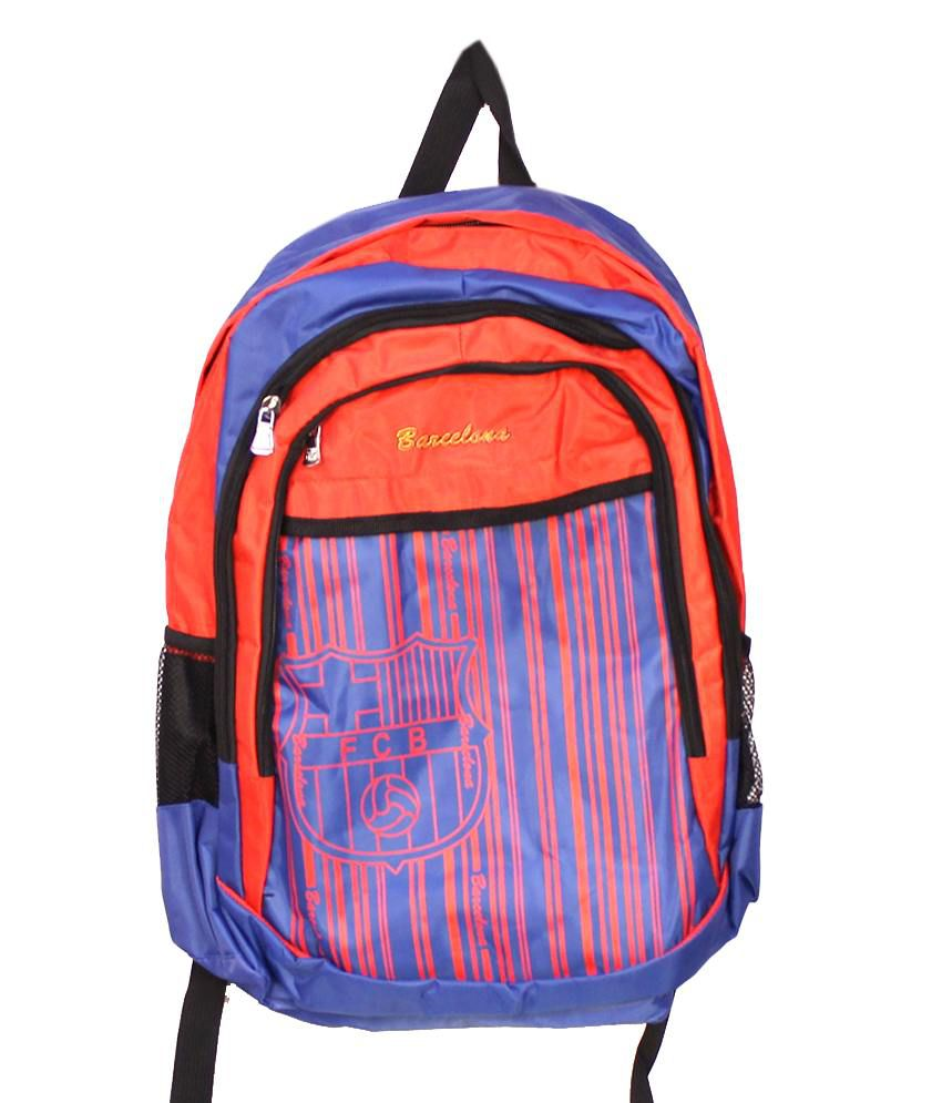 M/S Merchant Eshop Barcelona Bagpack With Laptop Slot