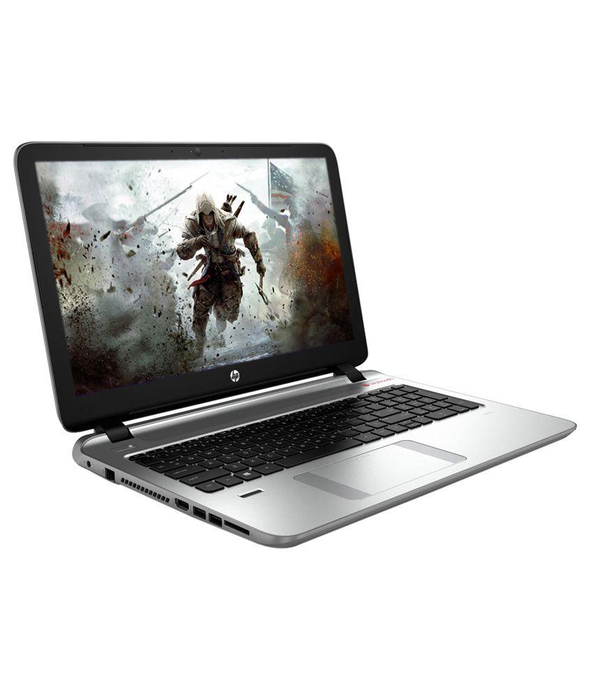 HP Envy 15-k203TX Notebook (K8U29PA) (5th Gen Intel Core i7- 8GB RAM- 1TB  HDD- 39 62cm (15 6)- Win 8 1- 4GB Graphics) (Silver)