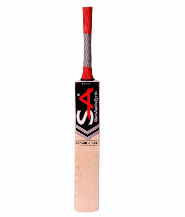 7807ee2e7 Sa Sports Cricket Bat  Buy Online at Best Price on Snapdeal