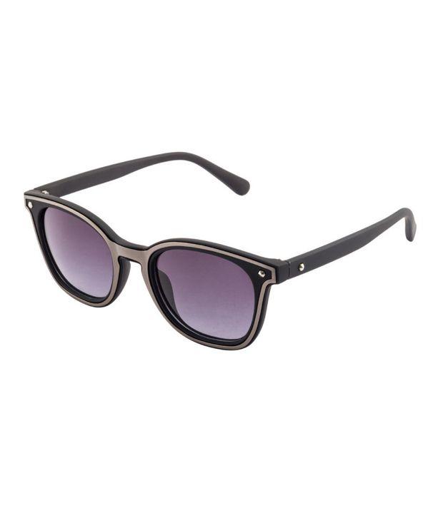 Farenheit Soc-fa-14966-c52 Grey Gradient Sunglass