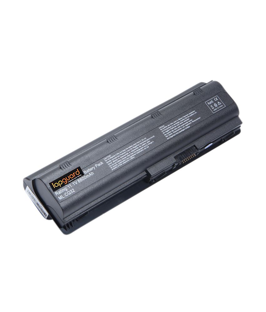 Lapguard Laptop Battery Fit For Hp G72t With 12 Cells
